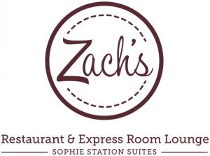 Zach's Restaurant Logo